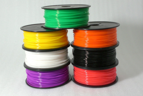 Material Supply for 3D printing
