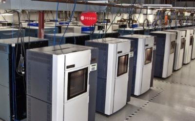 Additive Manufacturing – Shaping up Manufacturing as a Service