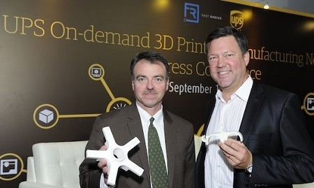 UPS establishes its first 3D printing factory in Singapore