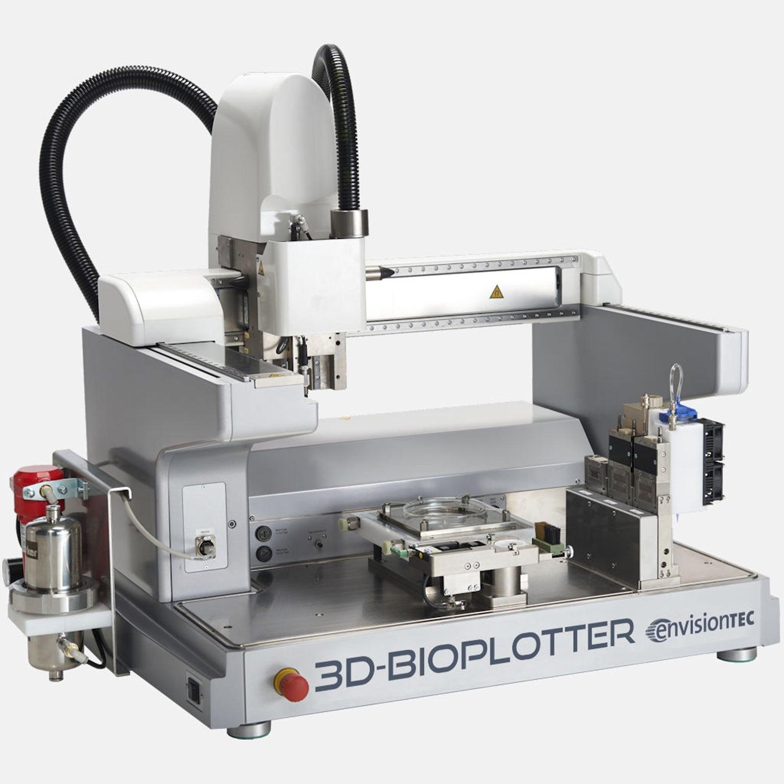 developer 3d bioplotter